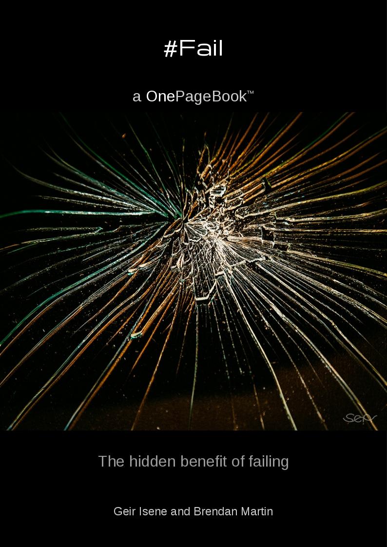 OnePageBook: #Fail