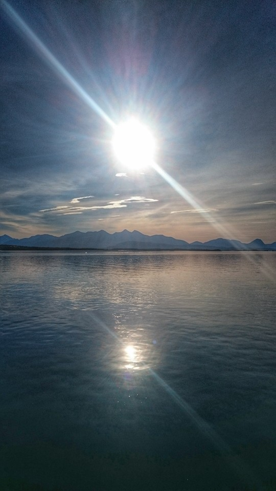 A bright day in Molde