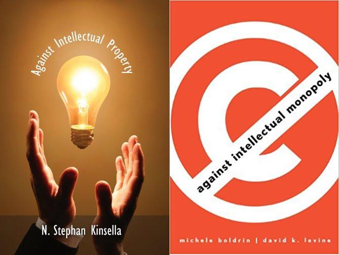 Books opposing IPR