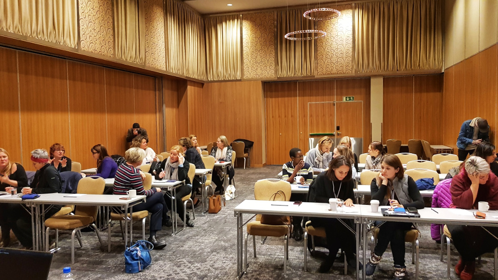 The WISTA 2018 conference